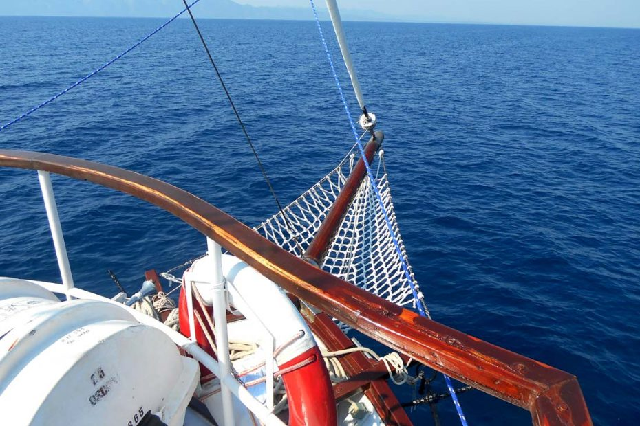 Cruising by Orao