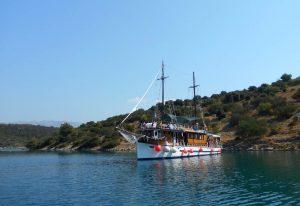 Adriatic cruising with Orao
