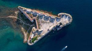 Šibenik fortress